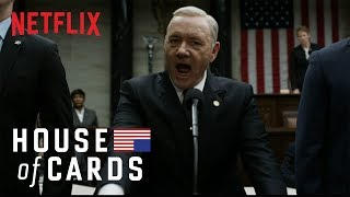 House of Cards | I Will Not Yield | Netflix