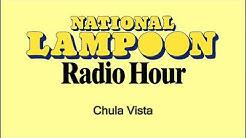 NATIONAL LAMPOON  RADIO HOUR ~ Hunter S Thompson parody ~ 1974