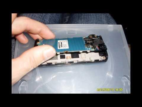 Samsung Lite GT B7300 DIGITIZER