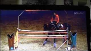 2014 Calgary Stampede Cowboy Up Challenge Champion - Kateri Cowl