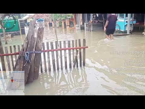 Banjir Kandanghaur 2021