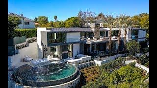 New Design Construction! $45,000,000  1029 Hanover Drive   Beverly Hills   (4K)