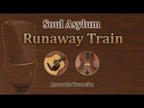 Runaway Train - Soul Asylum (Acoustic Karaoke)
