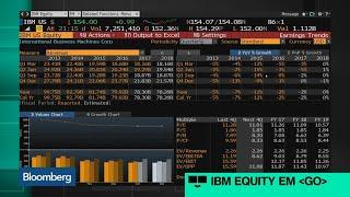 IBM Misses Quarterly Revenue Estimates