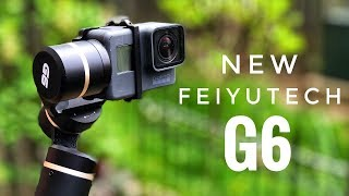 FeiyuTech G6 Review & Sample Footage