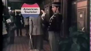 American Tourister Luggage Commercial 1980