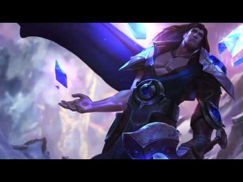 Taric Login Screen Animation Theme Intro Music Song 【1 HOUR】