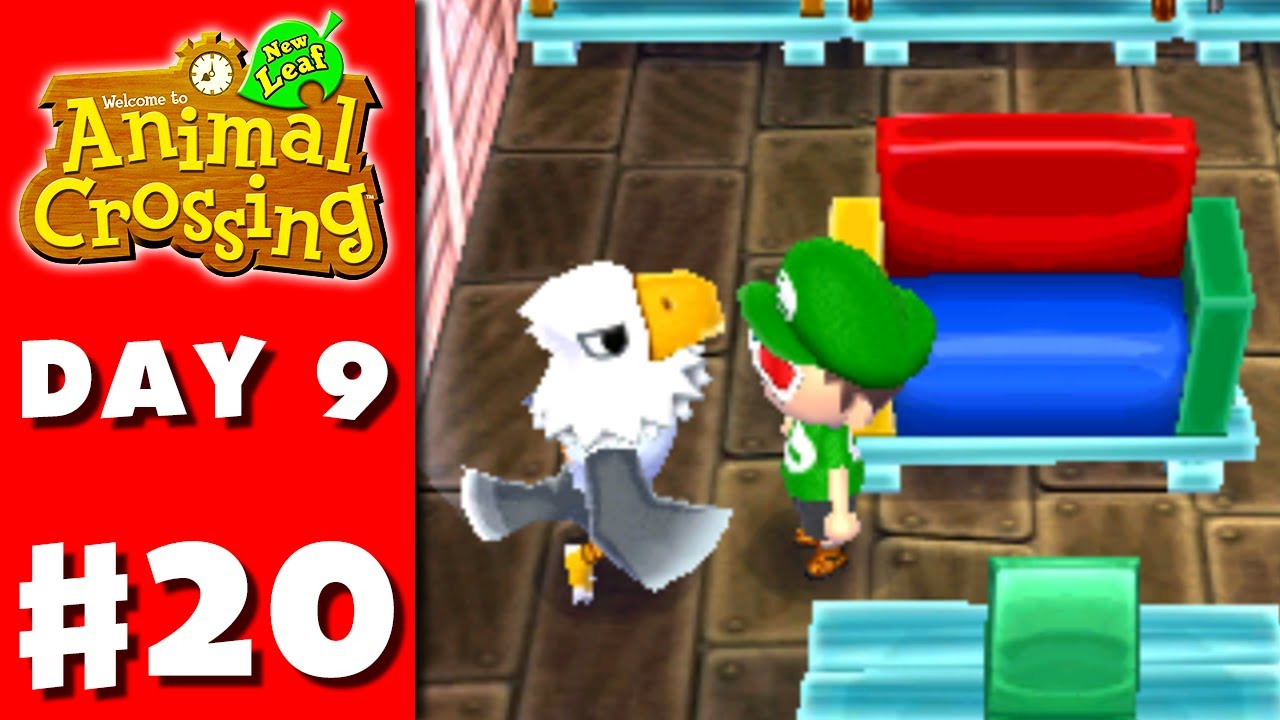 Animal Crossing: New Leaf - Part 20 - Flea Market ...