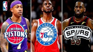 The Top Free Agent All 30 NBA Teams Will Sign This Off Season