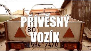 Vozík VLOG #1 | MüllerTV