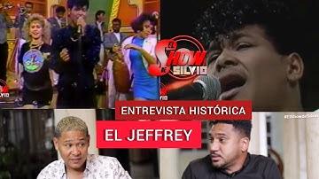 ENTREVISTA HISTÓRICA. EL JEFFREY. EL SHOW DE SILVIO.