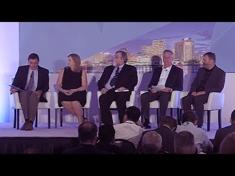 Panel Discussion: Digital Disruption Across the Entire Asset Life Cycle