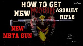 The Division 2 NEW META GUN - SAVAGE WOLVERINE ASSAULT RIFLE | TIPS HOW TO GET IT | INSANE AR DPS