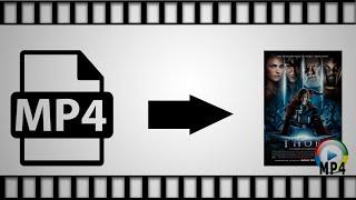 Как интегрировать обложку в видео файл формата MP4(В этом видео уроке показан способ добавления в видео контейнер MP4, MP4V обложку., 2016-08-03T09:18:25.000Z)