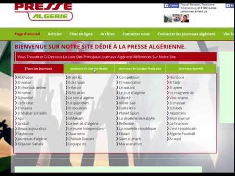 Comment consulter tous les Journaux Algériens facilement ?