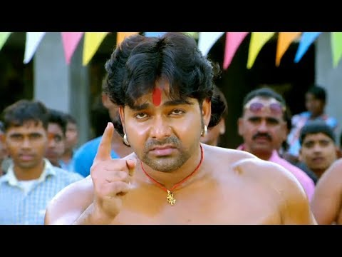 Pawan Singh Ka Super Hit Full HD Action Video Scene