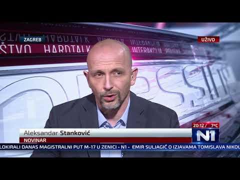 N1 Pressing: Aleksandar Stanković (10.1.2018.)