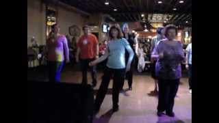 Dreams Line Dance at South Side