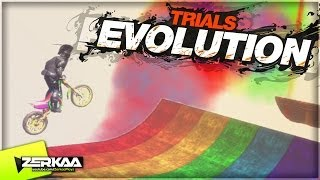 "Trials Evolution | ""ANGRY OLD MAN"" 