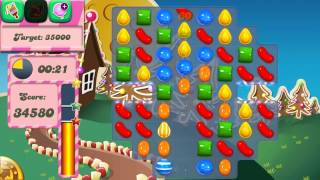 Candy Crush Saga Level 151 No Boosters