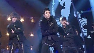 B.A.P VS Teen Top - 비에이피 VS 틴탑, KMF 2012 thumbnail