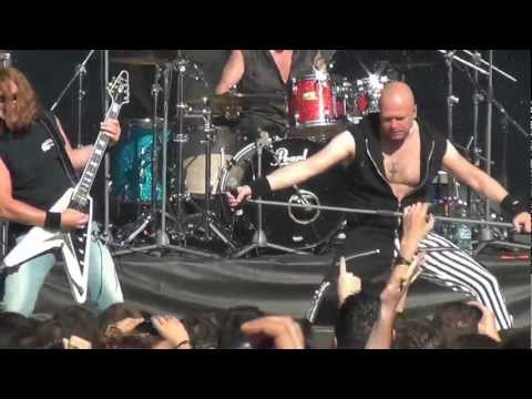 Unisonic ~ March Of Time ~ Rockwave Festival 2012, Live in Athens,Greece (HD, 1080p)