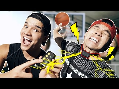 Basketball TrickSHOCKS! (ft. Alex Wassabi)