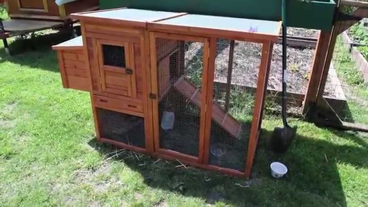 Trixie Pet Products 2 Story Chicken Coop