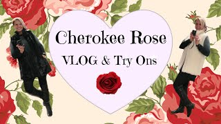 Working at Cherokee Rose Vlog :