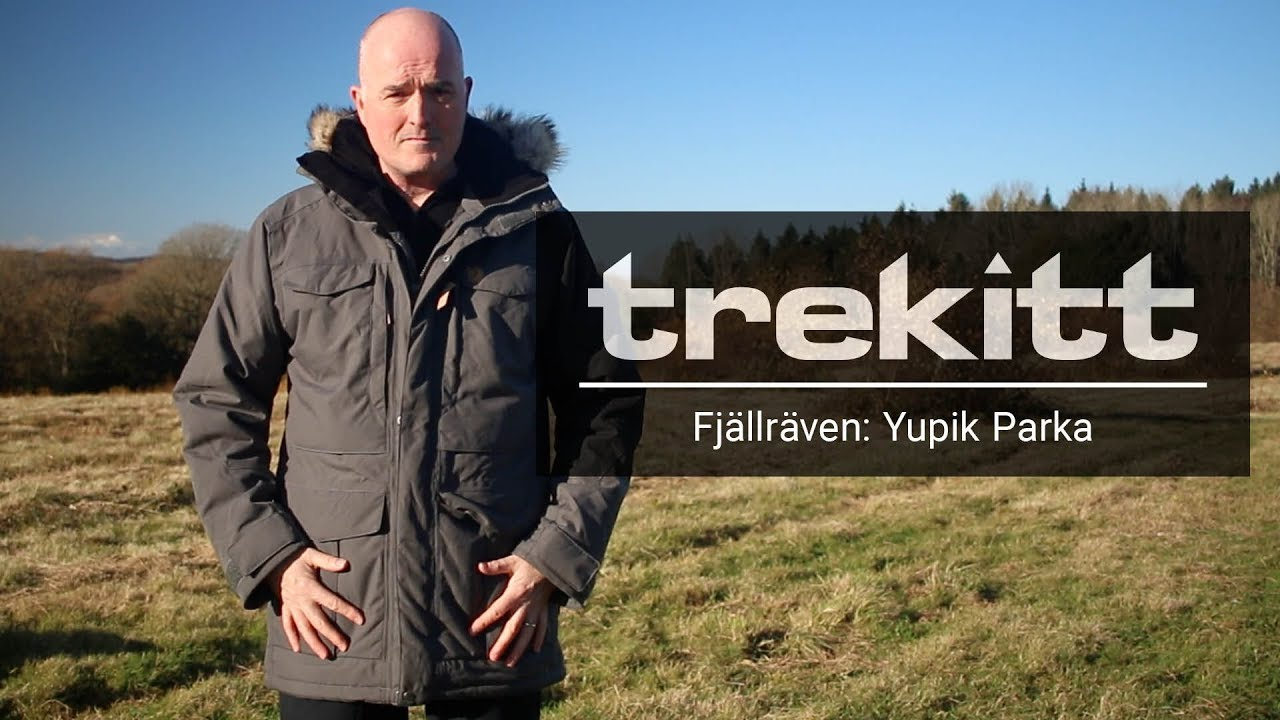 discount shop to buy sneakers for cheap Inside Look: Fjällräven Yupik Parka