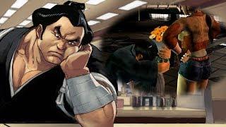 [TAS] Tekken Tag Tournament - Ganryu / Michelle