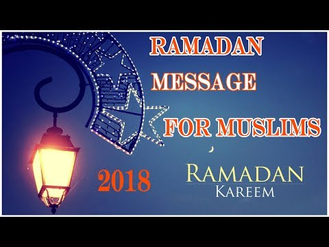 Ramadan Kareem Message For Muslims