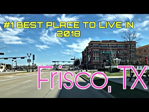 Frisco, TX 2020 - #1 Best Place To Live In The USA (2018)