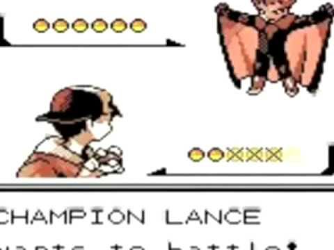 Champion Battle 10 Hours - Pokemon Gold/Silver/Crystal ...