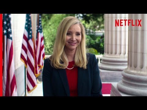 Lisa Kudrow's Perfect Parody of 2020 Politics | Death To 2020