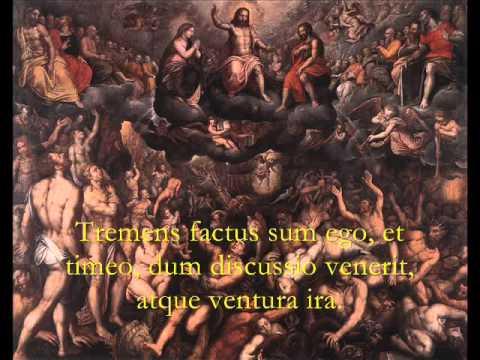 Libera me Domine - Catholic Requiem Mass Songs