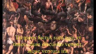 Libera me Domine - Catholic Requiem Mass Songs