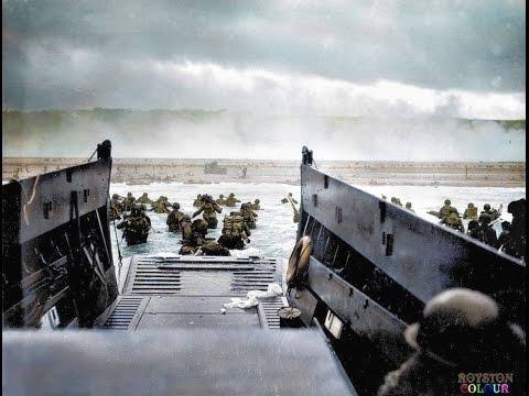 Battlefield 1942 Omaha Beach Online Multiplayer Gameplay