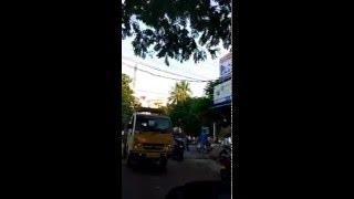 Xiaomi MI5 camera Video test in moving car.