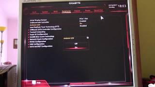 Гігабайт H110M-S2H материнської плати - налаштування BIOS [Ст. Ф20] без коментарів | ITFroccs.ху