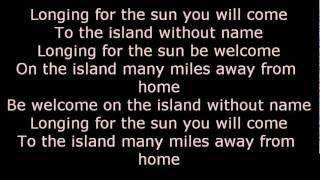 Scorpions-Holiday Lyrics
