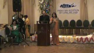 Woh Tassavur-Jyoti & Dr Rakesh Performing