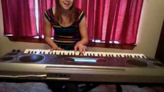 avril lavigne slipped away piano cover