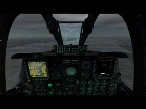 DCS A10C Steel Winter COOP Campaign & Quickie Custom Mission