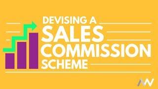 vuclip How to Devise a Sales Commission Scheme