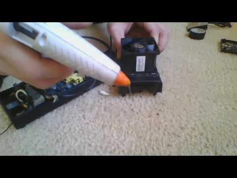 Xbox 360 RED LIGHT FIX/MOD/HACK