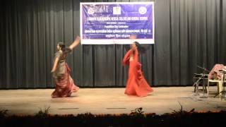 Dr.Aayesha Ansari And Dr. Mohini Patwardhan Performing At Foundation Day Program LTMMC 2016