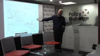 Geopolitics, Identity and the National Interest with Tim Marshall