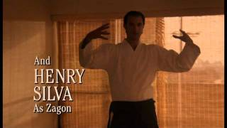 Nico (Above the law) Aikido opening scene - Steven Seagal
