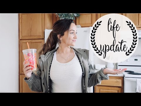 LIFE UPDATE || DITL OF A MOMMY VLOGGER